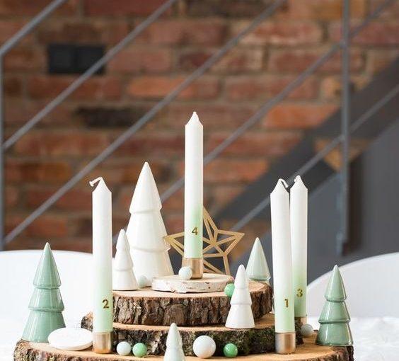 Karácsonyi dekoráció a lakás minden pontjára